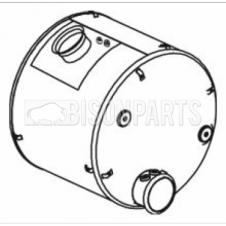DAF XF105 2005-2013 MIRROR HEADS & ARM ASSEMBLY DRIVER