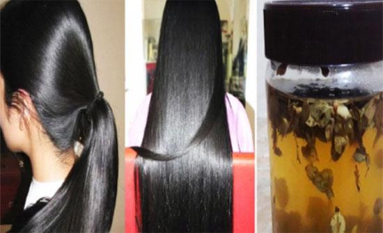 الخلطة السحرية لتطويل الشعر بسرعة سترين نتائجها في