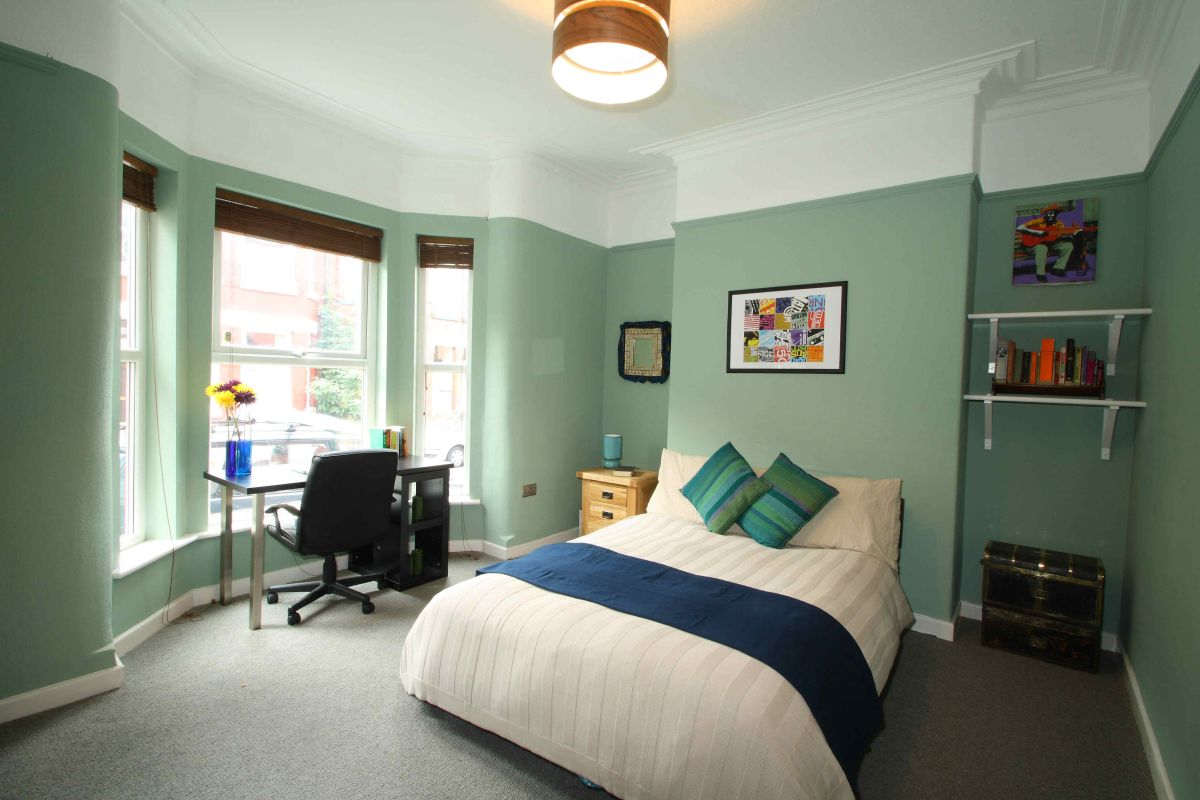 8 Bedroom Manchester Student House