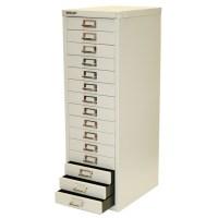 Bisley 15 Multi Drawer Filing Cabinet | Cabinets Matttroy