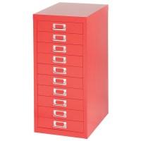 Bisley 10 / 15 Drawer Multidrawer A4 Filing / Storage ...