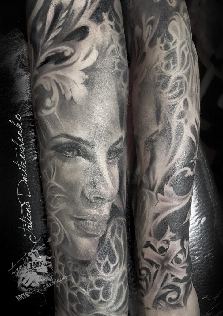 Tatuajes Realistas Tania Tattoo