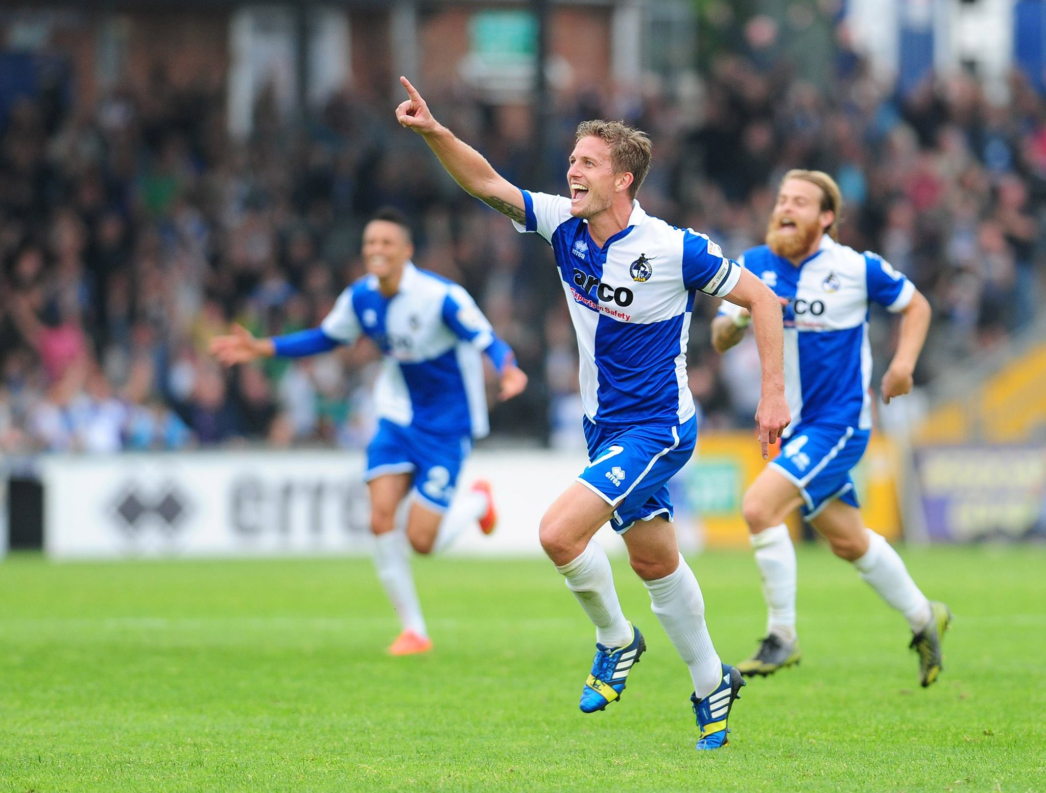 Dover & Dover again – the ragged glory of Bristol Rovers