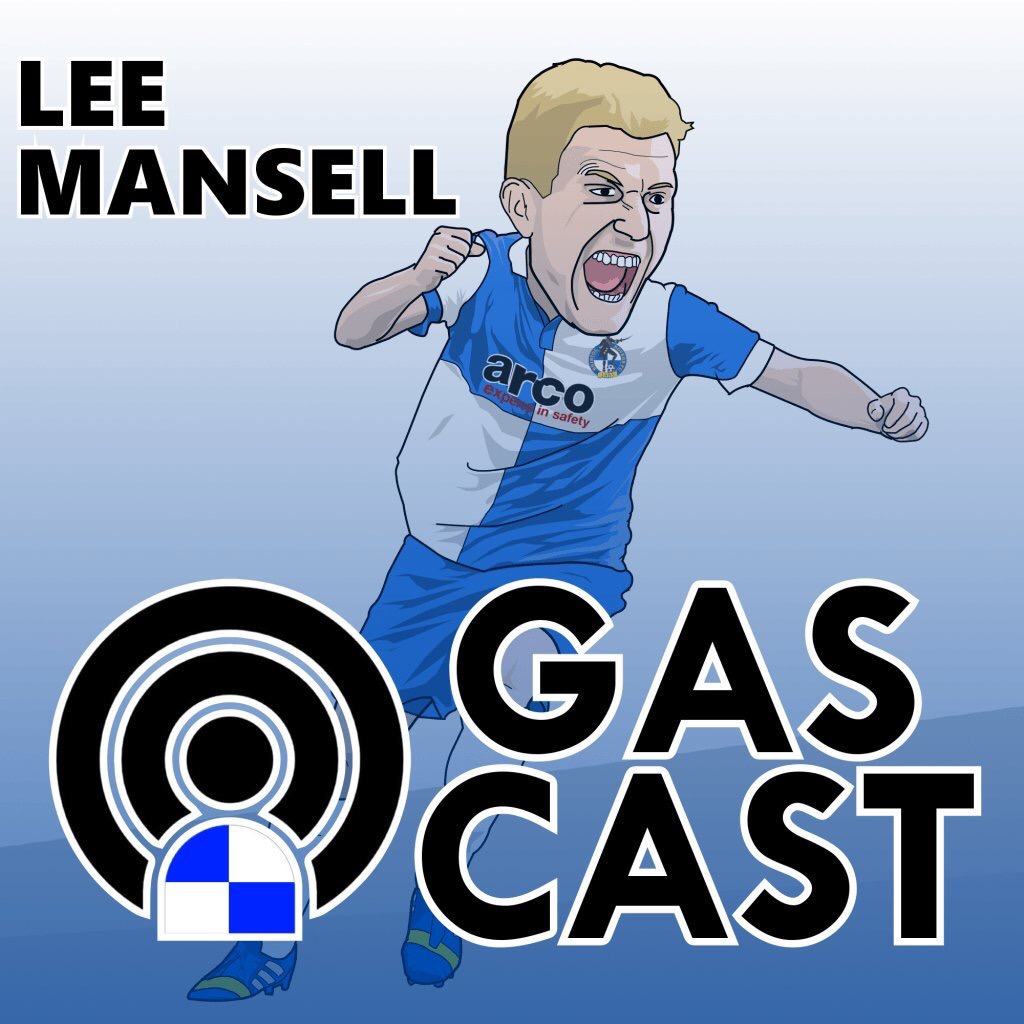 GasCast interviews LEE MANSELL
