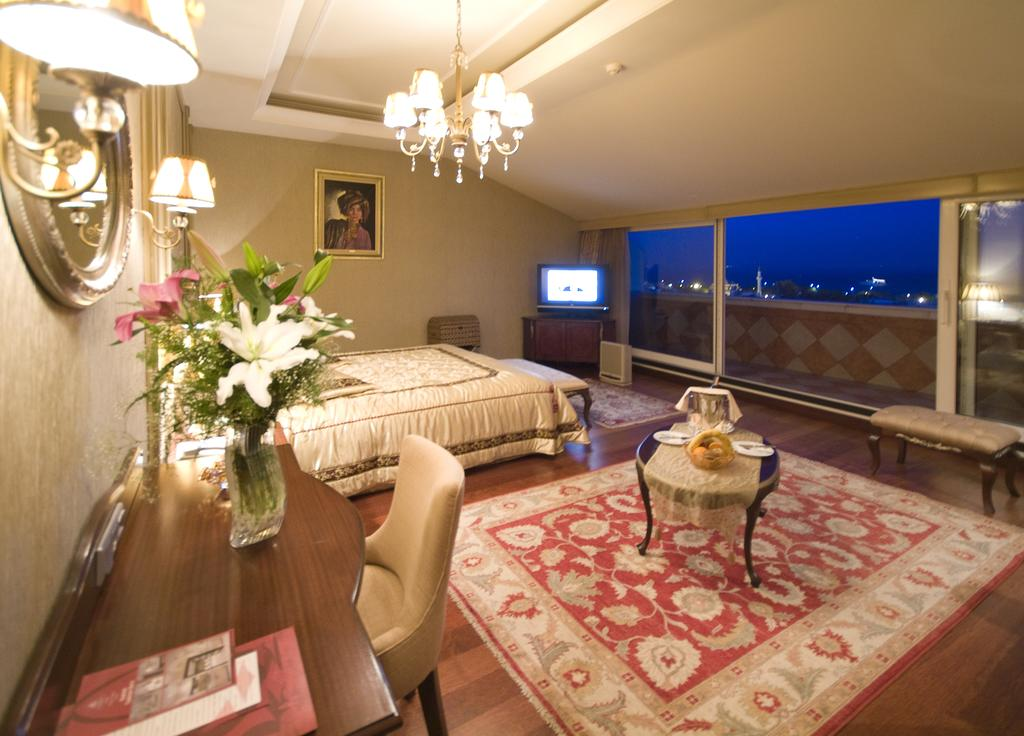 Grand Yavuz Hotel Sultanahmet Book Grand Yavuz Hotel