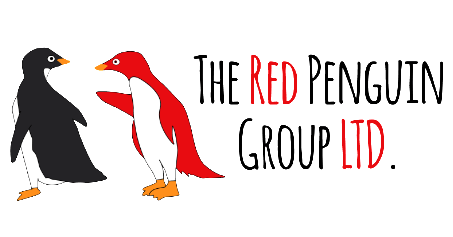 the red penguin group