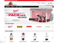 Acme Tools Website Review