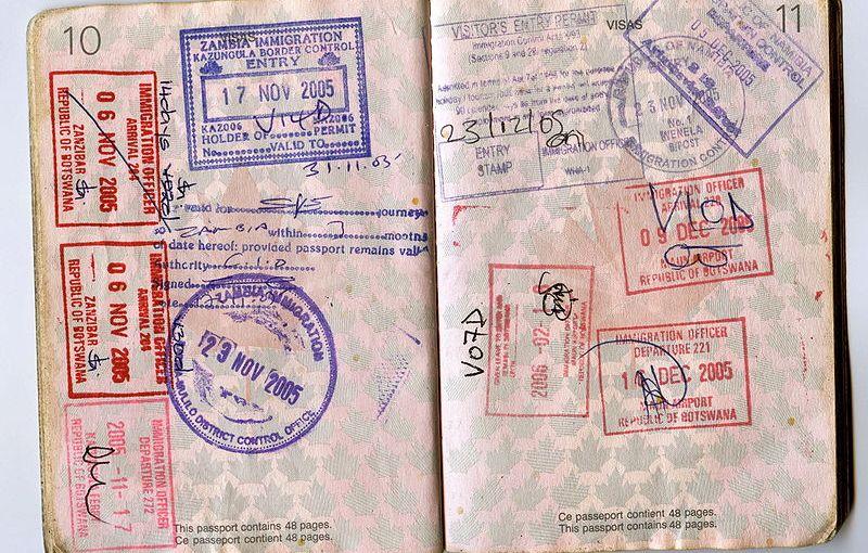 Passport Power Rank 2017