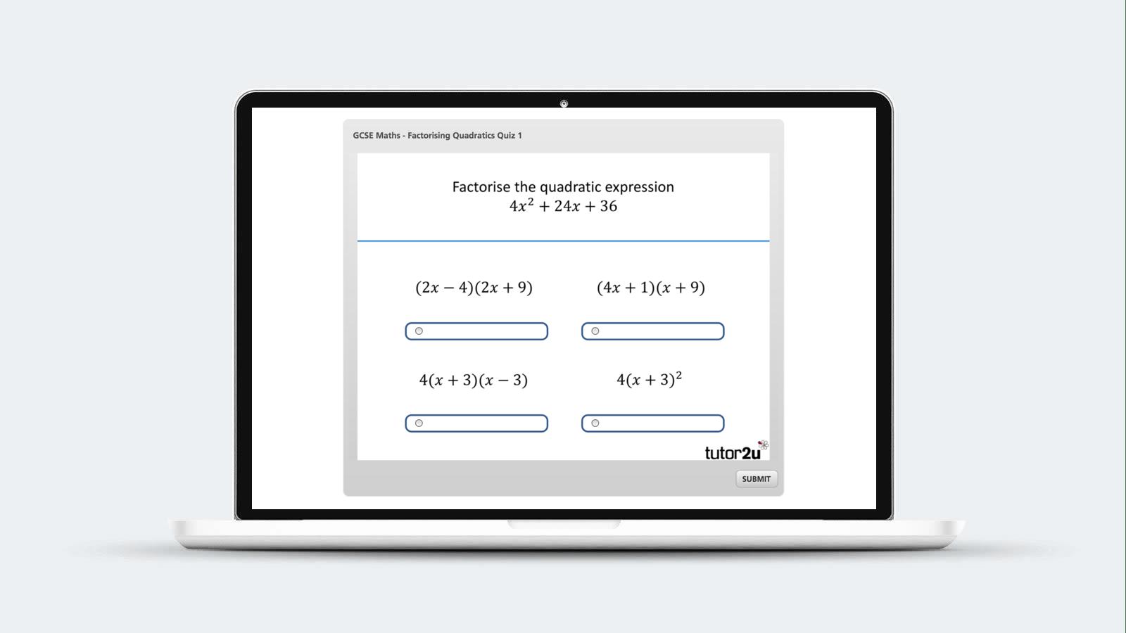 Revision Quizzes