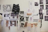 Studio images: Fashion Design Residency, Sackler Centre ...