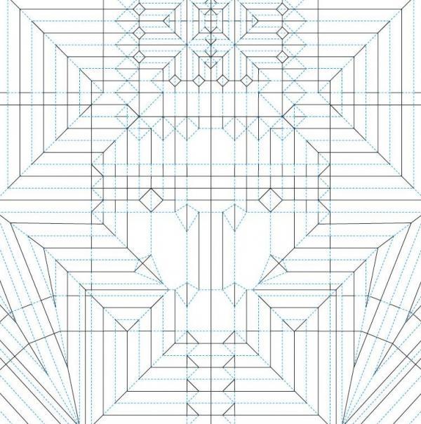 Fold Along Dotted Line • V&A Blog