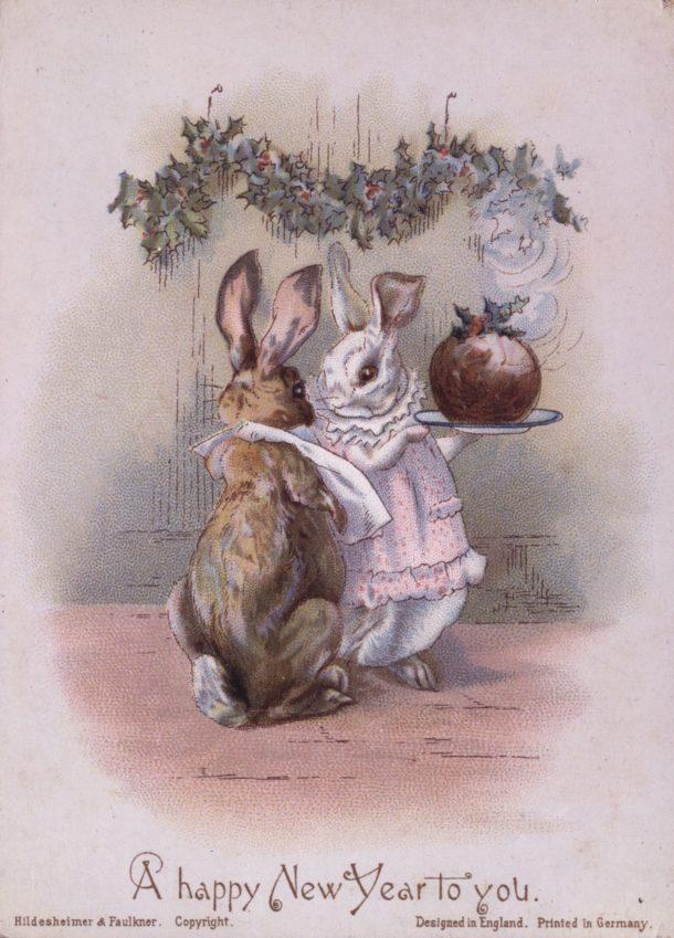 Beatrix Potter Christmas Card Designer Victoria And