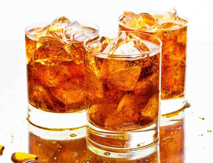 Cóctel sin alcohol Iced Tea