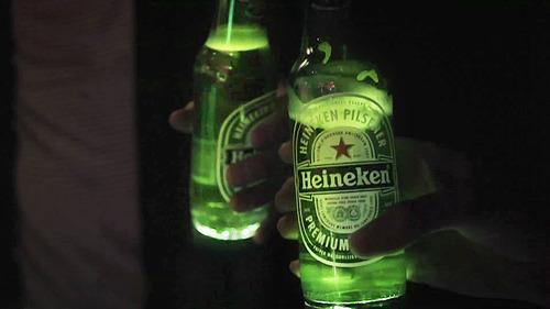 Heineken Ignite La Primera Cerveza Interactiva