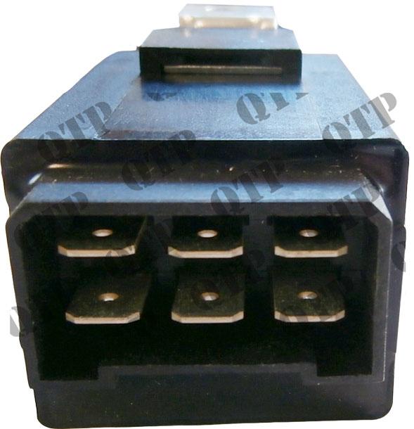 2 Terminal Flasher Relay