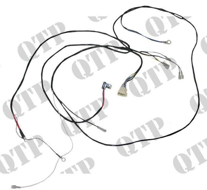 Farmtrac Tractor Wiring Diagram Wiring Loom 265 275 290 565 590 Quality Tractor Parts Ltd