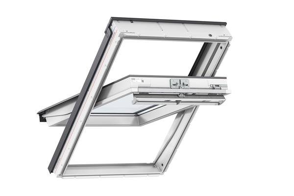 velux ggl uk04 2070 white painted window 134x98cm to order