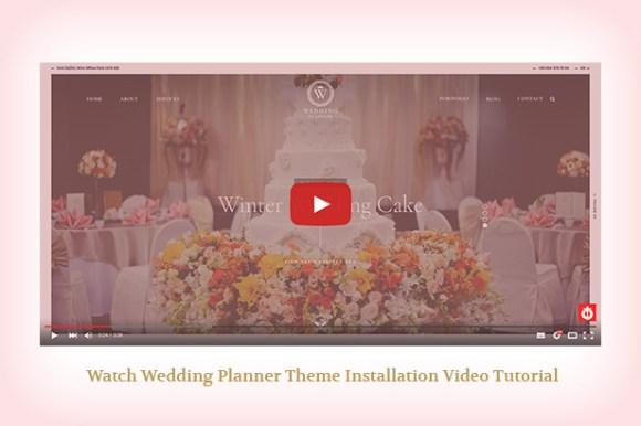 Wedding Planner - Responsive WordPress Theme - 4