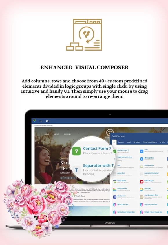 Wedding Planner - Responsive WordPress Theme - 8