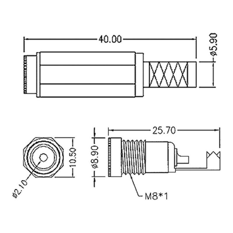 DC connector Hollow socket/barrel jack Accessories