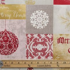 Where Can I Buy A Kitchen Table Metal Islands Christmas Pvc Oilcloth Vinyl Fabric Xmas