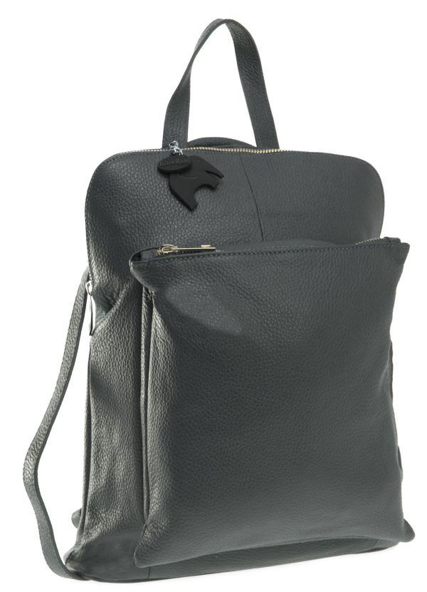 Big Handbag Womens Genuine Leather Medium Convertible