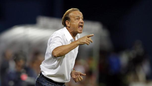 New Super Eagles coach, Gernot Rohr
