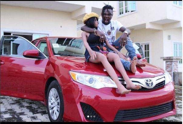 brand new toyota camry nigeria all hybrid 2018 nigerian singer mr shaa buys his sex doll tontoh a 2013 photos wuzupnigeria