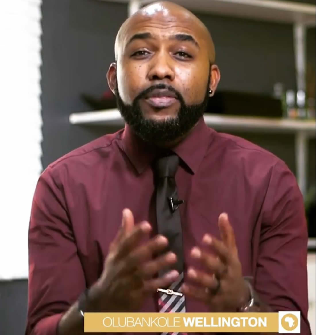Image result for Singer Banky W Accepts Defeat As He Loses Election To APC,