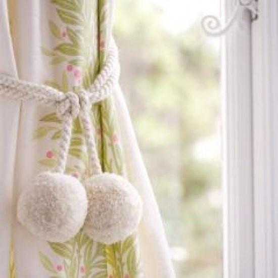 woolly tiebacks cloud white