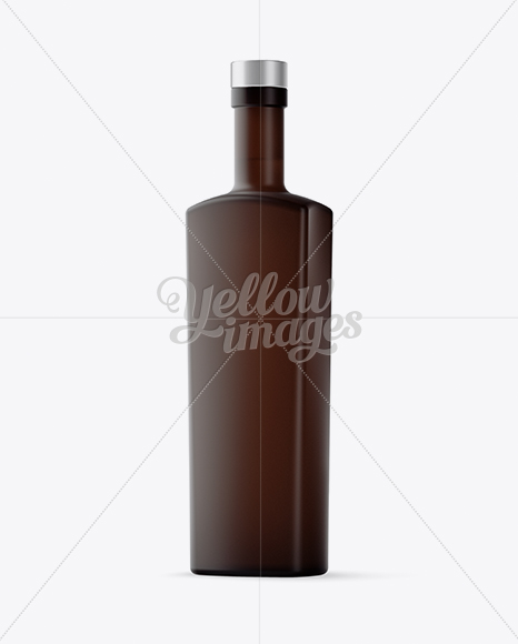 Download 50ml Frosted Green Glass Bottle Kraft Box Yellowimages