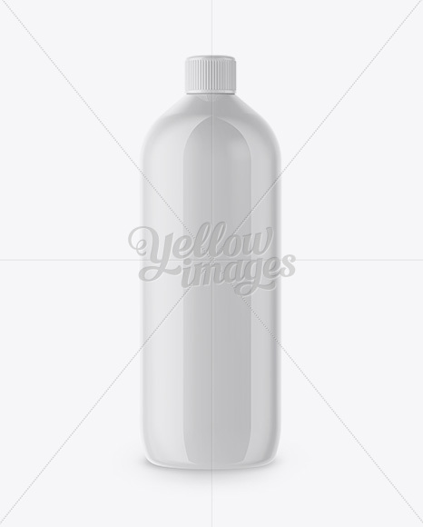 Download Clear Plastic Bottle Mockup Free Yellowimages