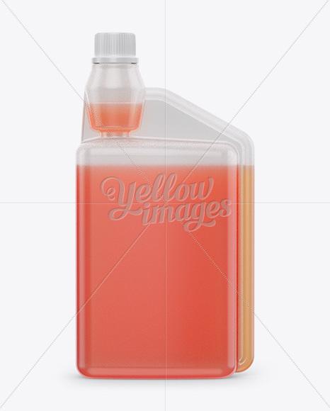 Download 1 Gal Plastic Jug Mockup Yellowimages