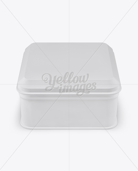 Download Square Tissue Box Mockup Yellowimages