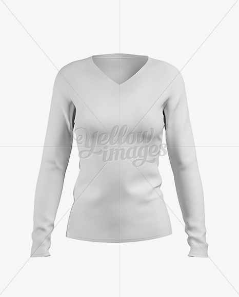Download Long Sleeve Mockup Free Download Yellowimages