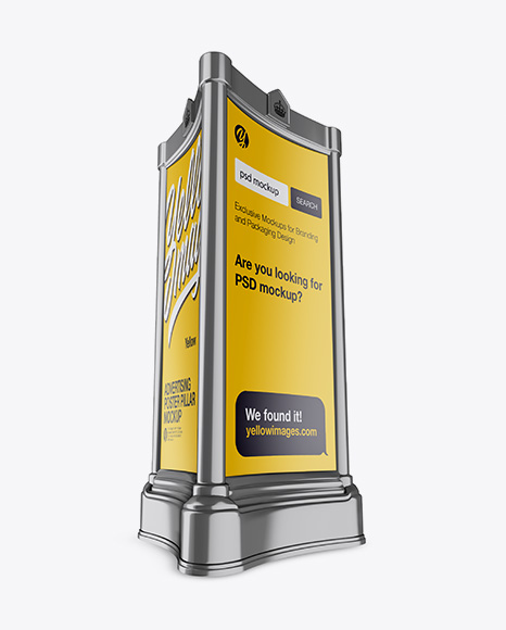 Download Vinyl Banner Mockup Psd Yellowimages