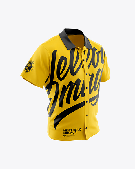 Download Download Polo Shirt Mockup Yellowimages