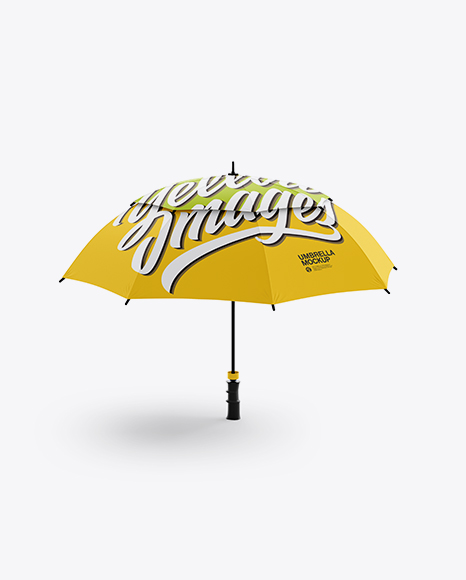 Download Umbrella Mockup Free Psd Yellowimages