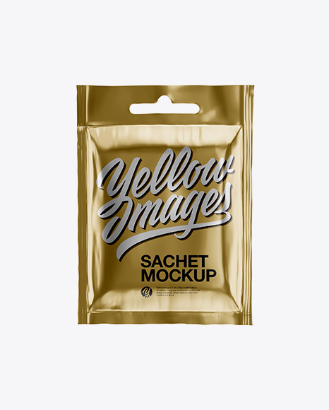 Download Sachet Psd Mockup Yellowimages