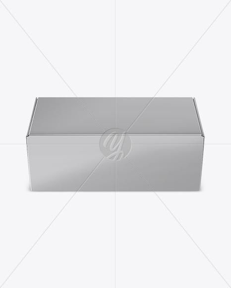 Download Kraft Octagonal Box Psd Mockup Yellowimages