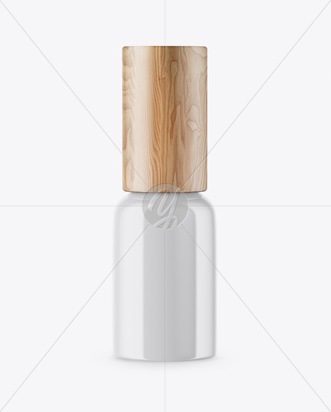 Download Glossy Cosmetic Bottle Yellowimages