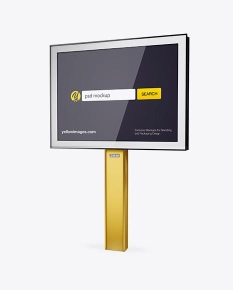 Download Menu Board Mockup Psd Yellowimages