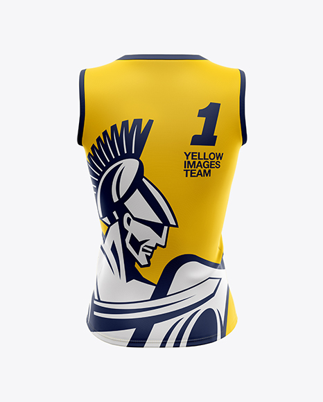 Download Free Mockup Jersey Basketball Yellow Images