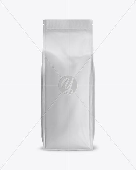 Download Glossy Metallic Bag Psd Mockup Half Side View High Angle Shot Yellowimages
