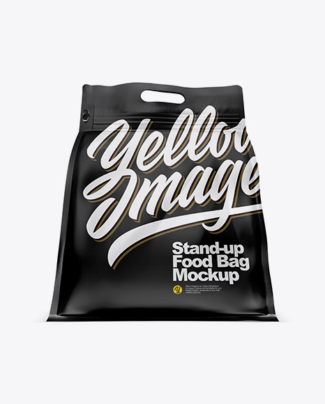 Check out of a wide assortment of food bag mockups from template updates. Dog Food Bag Mockup Free