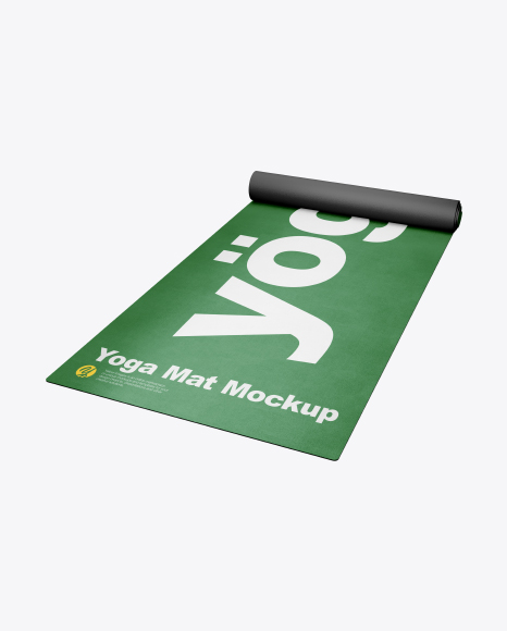 Download Psd Free Yoga Mat Mockup Yellowimages