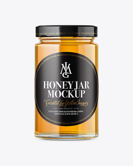 Download Jar Mockup Yellow Images