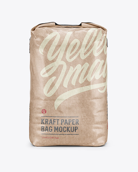 Download Paper Bag Mockup Free Download Yellowimages