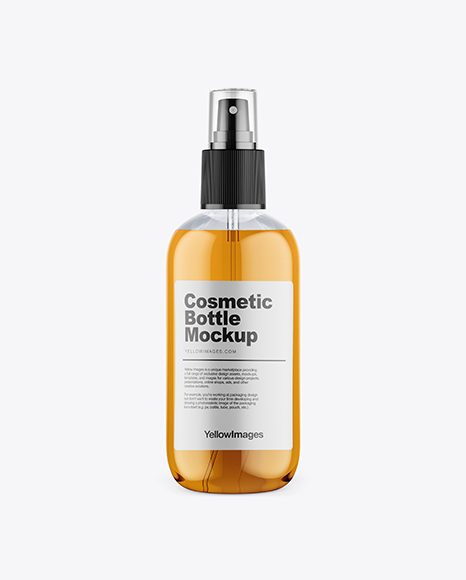 Download Mockup Cosmetic Yellowimages