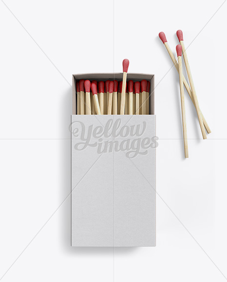 Download Matchbox Mockup Yellowimages